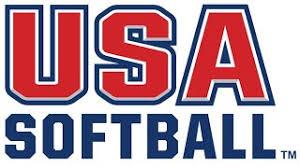 USA Sotball Log0